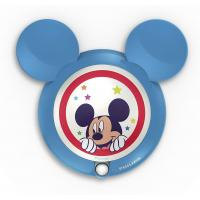 Philips 717663016 A Spot-On Night-Light Mickey Mouse Led