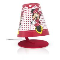 Philips 717643116 Lampada da Tavolo Led Integrato Disney Minnie Mouse