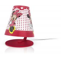 LED table lamp Minnie Mouse