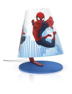 LED table lamp Spiderman