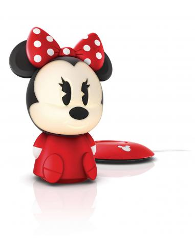 Night-light, Disney - Minnie Mouse soft touch induction
