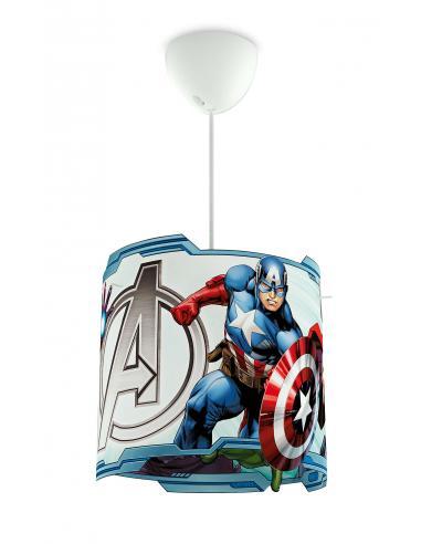 Sospensione Avengers