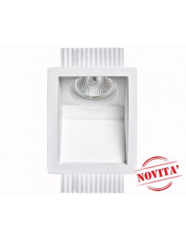 0023 Spotlight in Plaster, Concealed