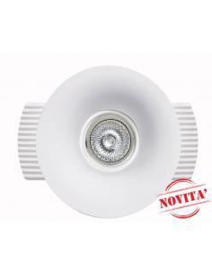 0034 Spotlight in Plaster, Concealed