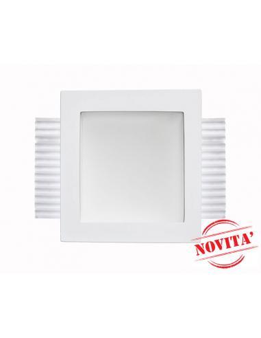 0033 Spotlight in Plaster, Concealed