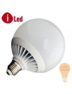 LED GLOBE E27 18 WATT 2700K PLUS