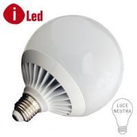 Illumia LNGLE27NW18W01 Led Globe E27 18 Watt 4000K Plus