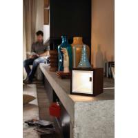 KUBIZ table Lamp LED brown