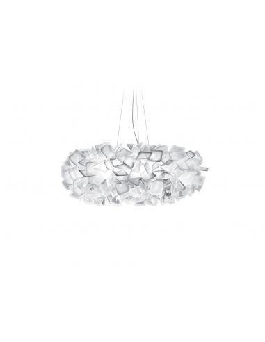 CLIZIA LARGE SUSPENSION LAMP WHITE