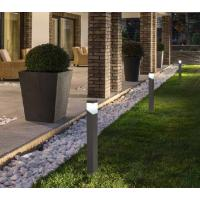 Stake for outdoor, modern black