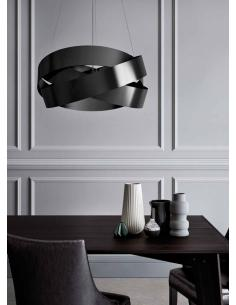 PURE S60 - suspension Lamp black