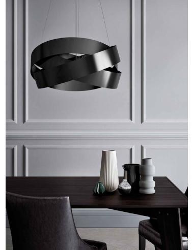 PURE S60 - suspension Lamp black