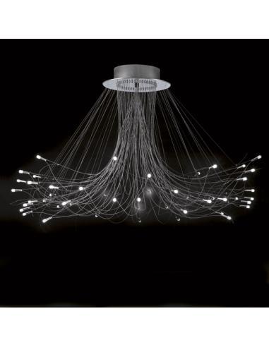 Lampadario Fontana LED 48 luci