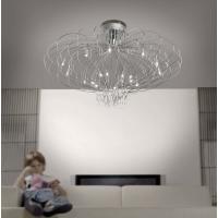 Micron 6014 Ascot Ceiling Lamp 14 Lights Chrome Finish