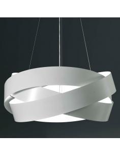 PURA 60 - Lampada a sospensione bianca