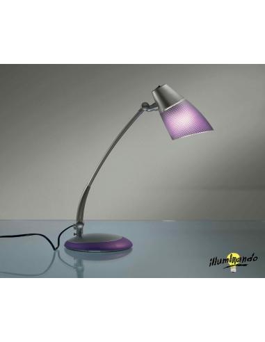 OLGA table purple