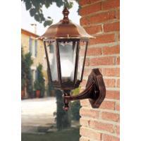 Moretti Light 501A.6 Wall-Lamp Black/Copper Hat The Copper
