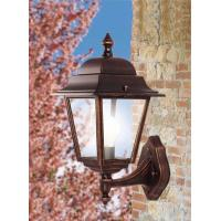 Moretti Light 561.6 Wall Lamp, Black/Copper Glass-Tinted