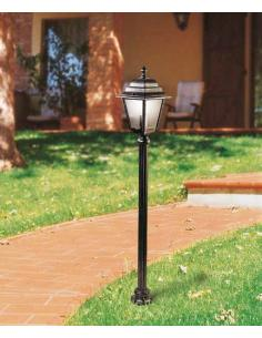 Stake for outdoor (black/silver)