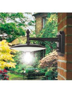 Wall lamp outdoor black