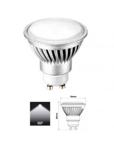 Led bulb 7.5 W 230V
