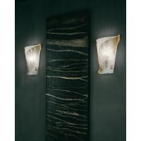 Sillux LP 6/226A Athens Wall Lamp, Special Gold