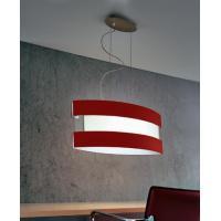 Sillux SP8/232 New York Lampada a Sospensione Colore Rosso