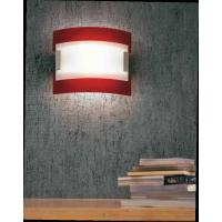 Sillux SP6/232A, New York Wall Lamp Red Color