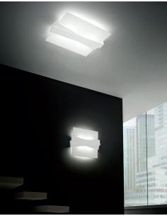 Zig Zag Ceiling Light/Wall Lamp