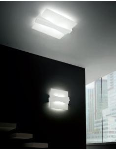 Zig Zag Ceiling Light/Wall Lamp