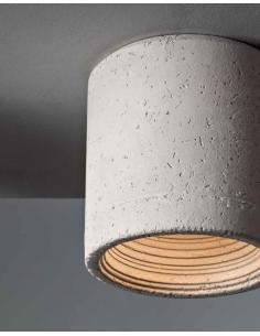 Carso, lampada da soffitto