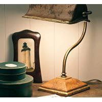 Toscot 174 Vinci Table Lamp terracotta/digging gold leaf