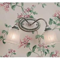 Toscot 166 Garda Wall-Lamp Double-Emission White/Green