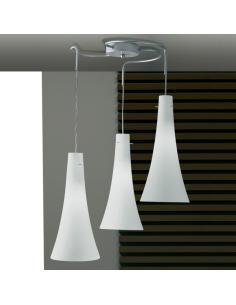 SLIM Sospensione 3 luci
