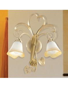 ANASTASIA Lampada da parete 2 luci