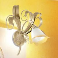 Po Chandeliers 468/A1 Anastasia Wall Lamp Single
