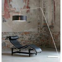 Additional 158250 Leila floor Lamp White Shade Black