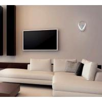 Mantra 4988 Knot Wall Lamp Integrated Led-Chrome/Silver