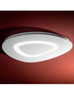 MANILA WHITE CEILING LIGHT LED AVERAGE