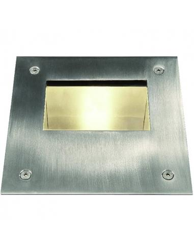 IZMIR - Drive-over - Square Stainless steel E27 IP67
