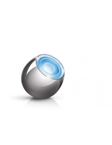 Philips - LivingColors Mini, Lampada da tavolo led cromata lucida