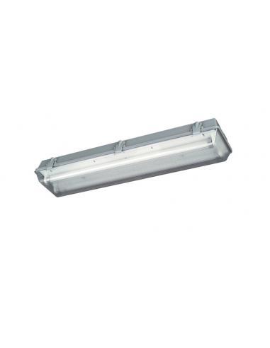 Massive - Acqualine, ceiling lamp fluorescent 2 tubes