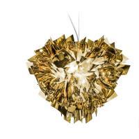 Slamp VEL78SOS0003O_000 Veli Suspension Lamp Gold