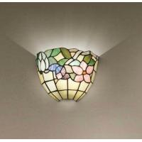 Perenz T618 Liberty Wall Lamp Multicolor Tiffany