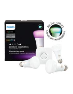 Philips Hue white and color ambiance starter kit-E27