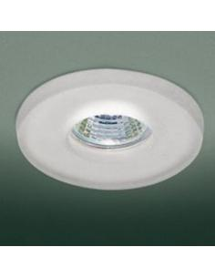 SD-810 RECESSED DICHROIC CRYSTAL SATIN
