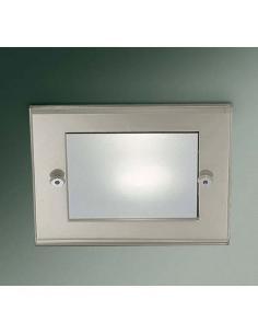 SD 101 recessed Spotlight-nickel