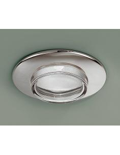 SD-505 recessed Spotlight IP65 chrome