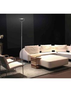 TONGA floor lamp chrome