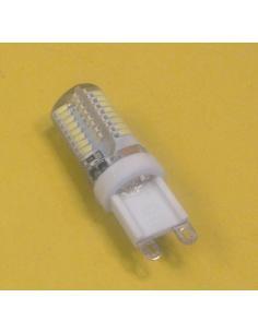 Lampadina G9 LED 3W 200lm 6000°K Luce fredda